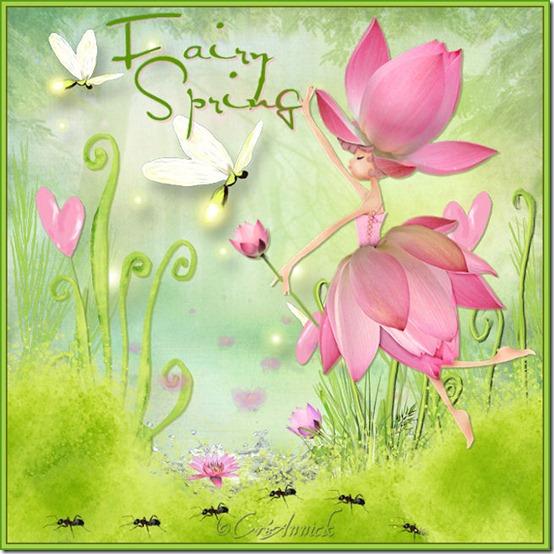 fee lotus fairy spring